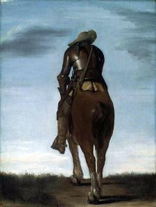 Gerard-ter-Borch-Man-on-Horseback