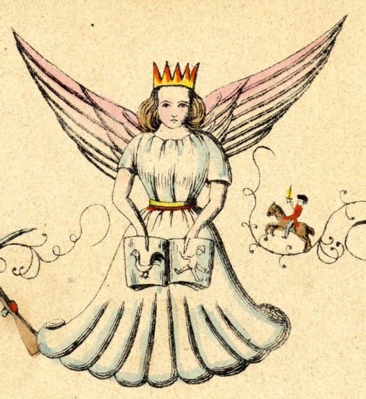 Christkind_in_Struwwelpeter_1845